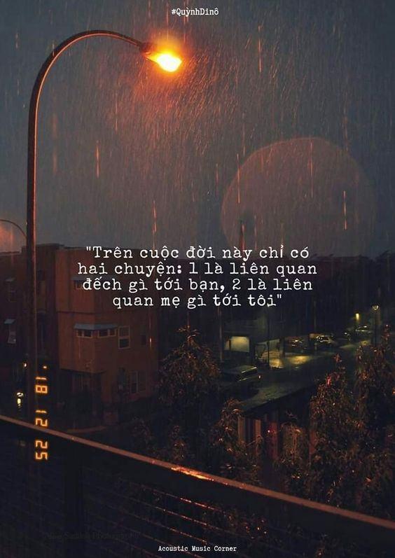 Stt chất đời chỉ những ai trải đời rồi mới hiểu