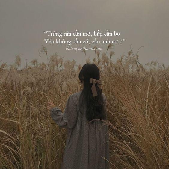 Những bài thơ thả thính ngắn nhưng chất lừ