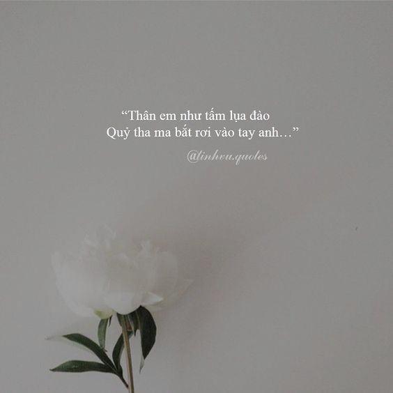 Thả thính bằng thơ bá đạo cưa đổ gái xinh