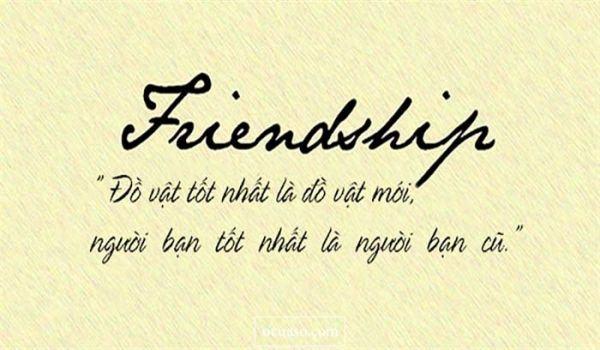 Những Stt hay về bạn bè ý nghĩa và chân thành làm rung động trái tim bạn