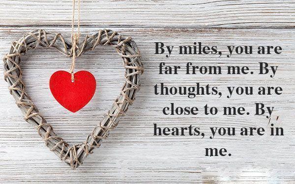 Những Stt yêu xa hạnh phúc lãng mạn siêu ngọt ngào