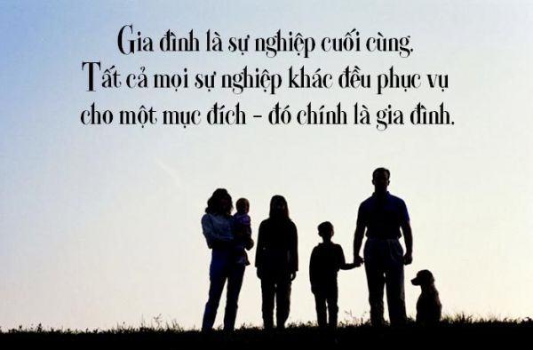 1000+ Stt hay về gia đình ý nghĩa tràn ngập ấm áp yêu thương