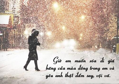 1000+ bài thơ về mùa đông ngọt ngào và lãng mạn hay nhất