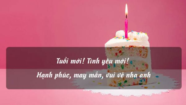 1000+ tin nhắn chúc mừng sinh nhật hay và ý nghĩa nhất cho buổi tiệc