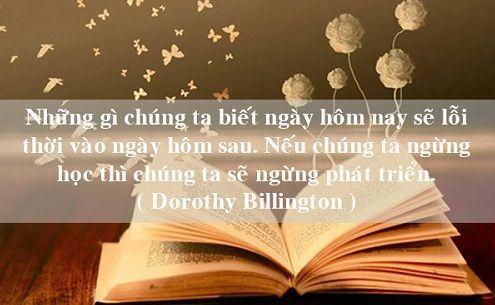 Những câu nói hay về học tập bạn nên đọc một lần trong đời