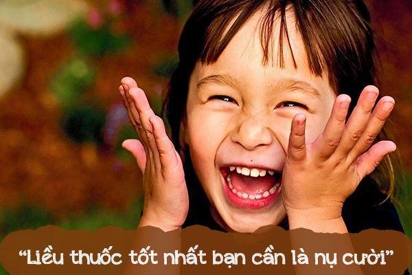 Những câu nói hay về nụ cười ý nghĩa cho đời thêm vui