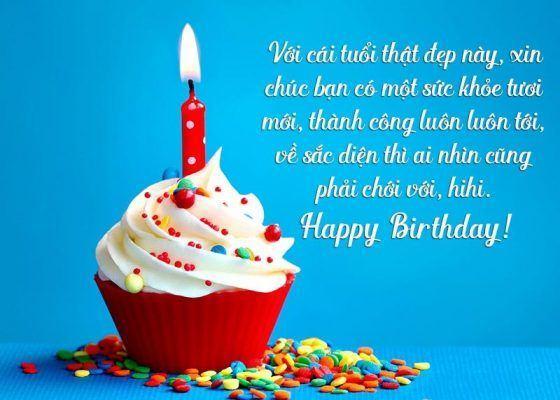 Những lời chúc mừng sinh nhật bạn thân hài hước và thú vị nhất