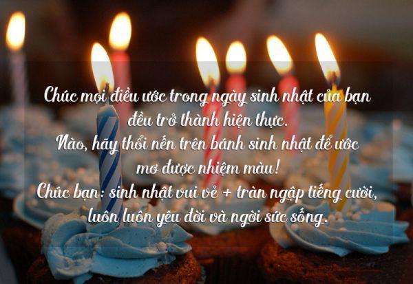 Những lời chúc sinh nhật hài hước bá đạo và dí dỏm hay nhất