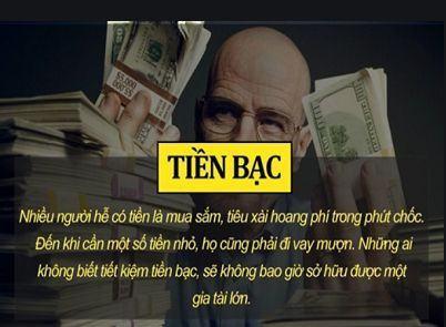 Tuyển tập những câu nói hay về tiền hay nhất mọi thời đại