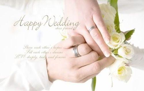 1001 lời chúc đám cưới hay ý nghĩa nhất cho các bạn trẻ