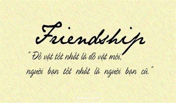 999 Châm ngôn về tình bạn hay và đáng suy ngẫm nhất