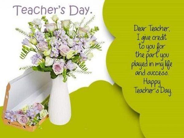 Những lời chúc 20/11 ý nghĩa dành cho thầy cô giáo hay nhất