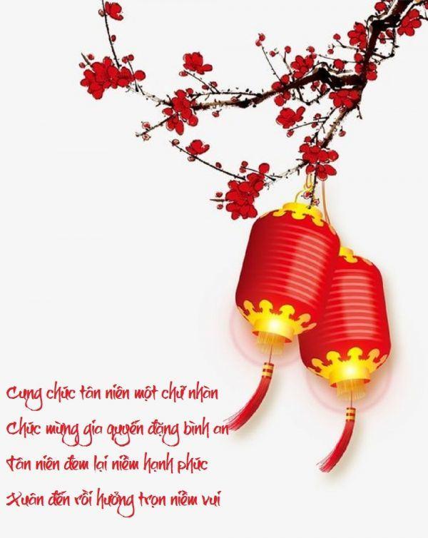 Những lời chúc đầu năm vui vẻ và an lành hay nhất cho năm mới