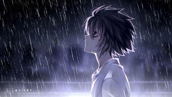 [Trọn bộ] ảnh Anime buồn lạnh lùng, cô đơn đến nao lòng