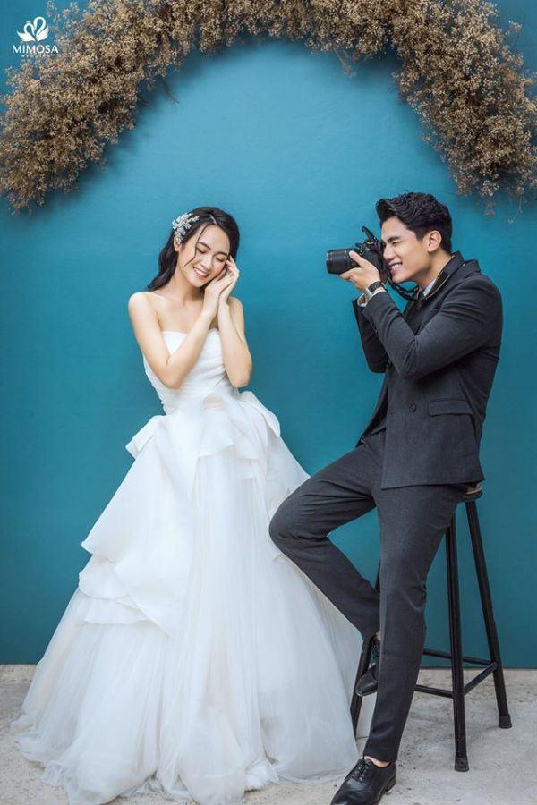 Ngắm trọn Album ảnh cưới đẹp tự nhiên, Hàn Quốc siêu lãng mạn