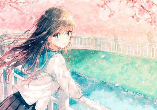 Top 100+ hình ảnh anime buồn, cô đơn tuyệt vọng tới đau lòng