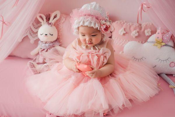 Hình ảnh em bé dễ thương