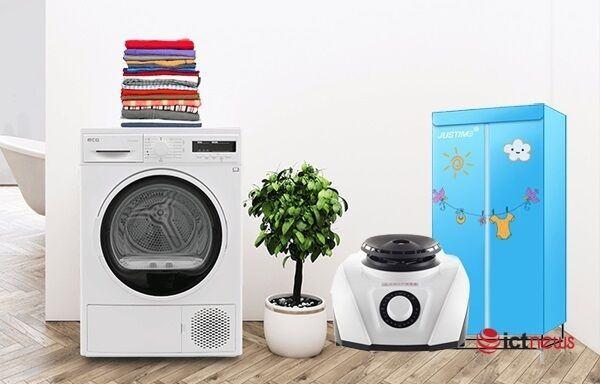 Tổng hợp 5 máy sấy quần áo Electrolux hiệu quả nhất