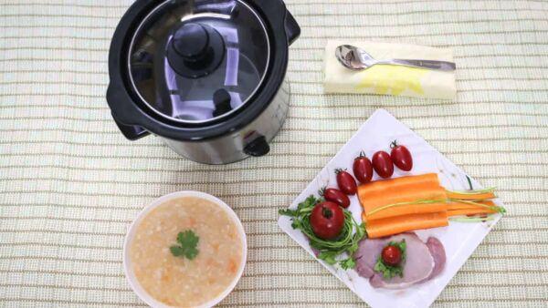 Gợi ý 5 mẫu nồi nấu cháo chậm tốt nhất trên thị trường hiện nay