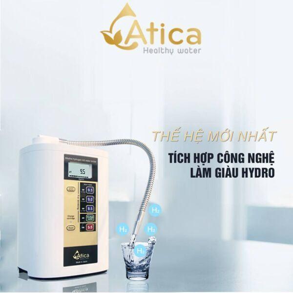 Máy lọc nước Kangen được sản xuất bởi tập đoàn Enagic hàng đầu của Nhật Bản. Đây là thương hiệu máy điện giải đã có hơn 40 năm kinh nghiệm trong lĩnh vực, là thương hiệu uy tín, tin cậy của hàng triệu gia đình trên thế giới. Với các ưu điểm vượt trội của mình, máy lọc nước ion kiềm Nhật Bản thương hiệu Kangen được đến hơn 8800 bác sĩ, chuyên gia y tế hàng đầu trên toàn thế giới đánh giá cao và khuyên dùng hàng ngày để bảo vệ, chăm sóc sức khỏe tối ưu.