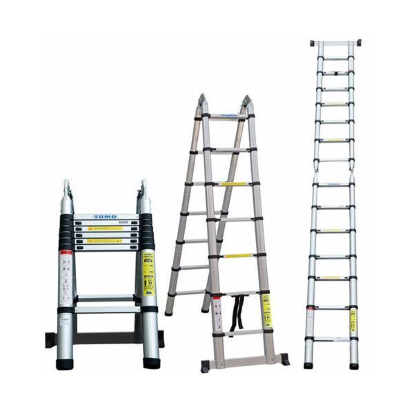 [Tìm hiểu] 5+ mẫu thang nhôm rút đáng tin dùng nhất hiện nay