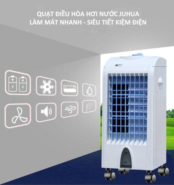 Đánh giá Top 5+ quạt hơi nước giá rẻ tiết kiệm điện tối ưu nhất