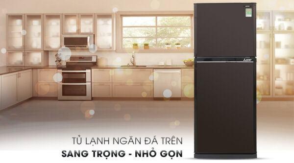 [TOP 3] Tủ lạnh Mitsubishi được đánh giá cao nhất trên thị trường