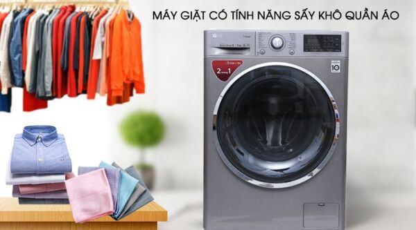 TOP 5 dòng máy giặt sấy không cần phơi giá tốt nhất cho gia đình